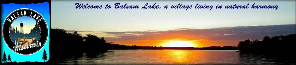 Balsam Lake Village